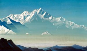 Гора пяти сокровищ. 1933